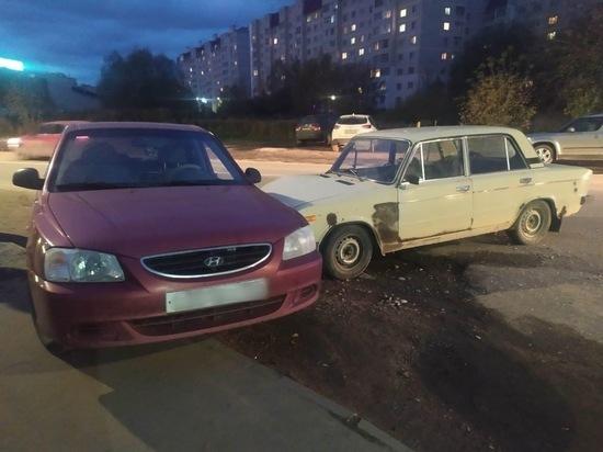 Водитель без прав спровоцировал ДТП в Твери, где пострадал грудной ребенок