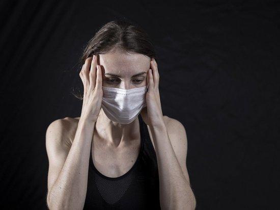 Заражение гриппом и коронавирусом может привести к воспалению головного мозга