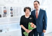Сегодня в Якутии отмечают День матери