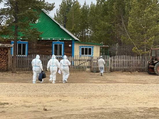 За сутки в Якутии зарегистрировано 135 новых случаев заражения COVID-19