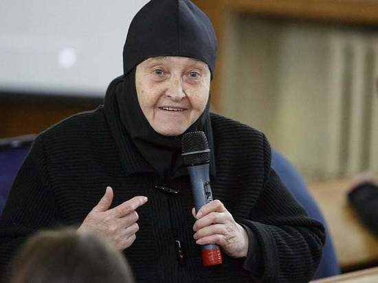 В Обнинске умерла известная матушка София