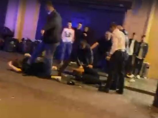 На Думской произошло несколько массовых драк