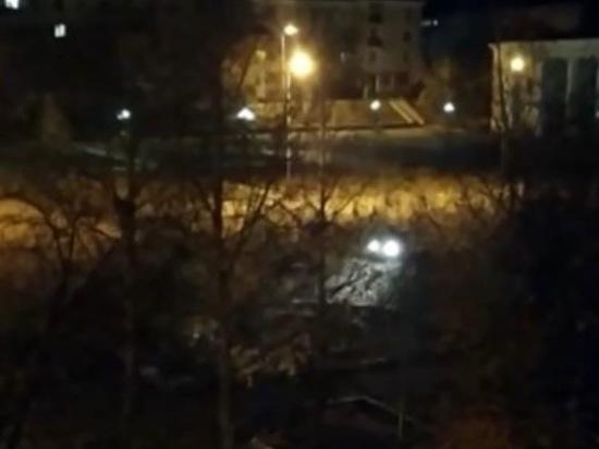 В Медногорске ночного лихача привлекли к ответственности