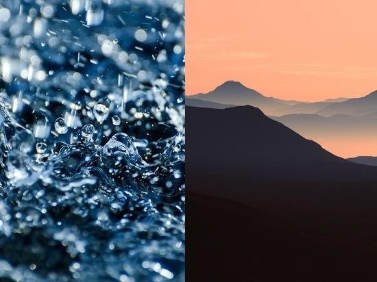 Ученые рассказали о  способности  дождя перемещать горы