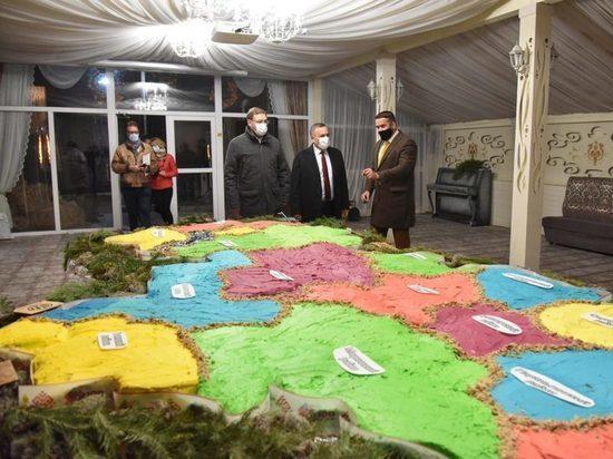 Рекордным тортом в форме Марий Эл угостят воспитанников детских домов