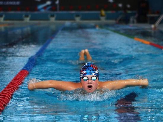 Спортсмены из Нелидово приняли участие в Первенстве ЦФО по плаванию