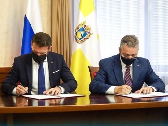 Губернатор Ставрополья: подписано соглашение с «Деловой Россией»