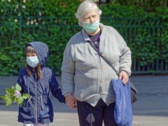Забайкальцам советуют ограничить общение пожилых и беременных с детьми