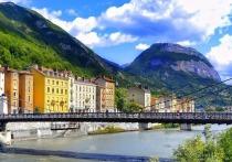 В следующем году Гренобль будет зеленой столицей Европы