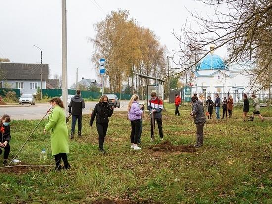 В Ржеве прошли памятные мероприятия