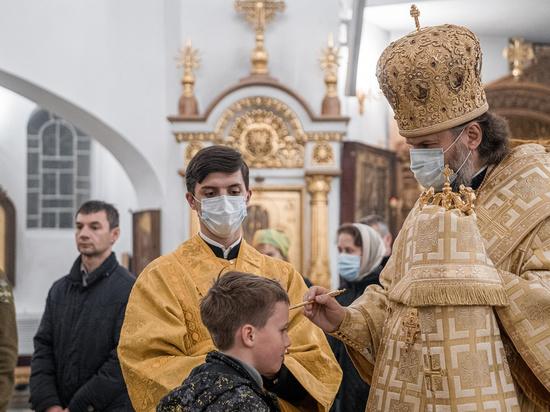 Митрополит Тверской и Кашинский попросил прихожан соблюдать меры безопасности