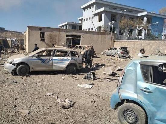 Теракт в Афганистане унес двенадцать жизней