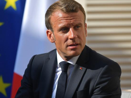 Макрон: исламисты во Франции не будут спать спокойно