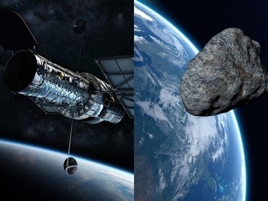 Скорость несущегося к Земле объекта достигает 25 тысяч миль в час