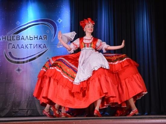 Всероссийский хореографический фестиваль прошел в Серпухове