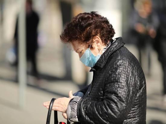 В Волгоградской области продлили самоизоляцию для пожилых до 1 ноября