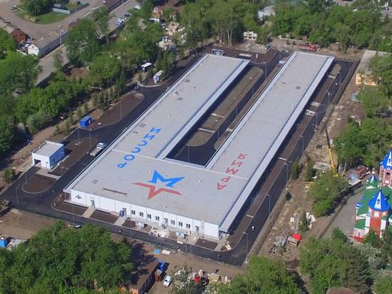 Омский военный госпиталь введет в строй еще 20 коек