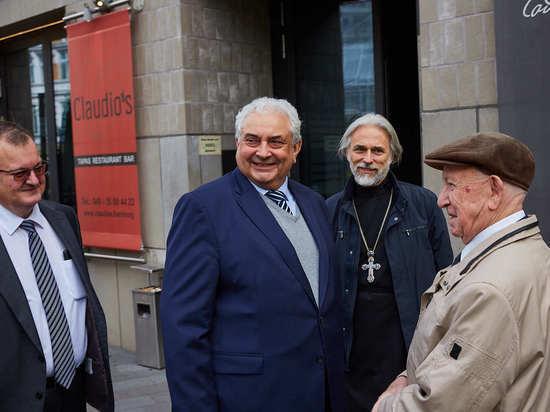 Германия: Православная молодежь Гамбурга хранит историческую память о России