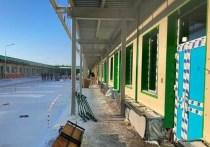 В Новом Уренгое в ноябре сдадут в эксплуатацию первые 40 палат нового инфекционного госпиталя