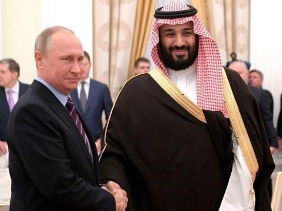 В Кремле объяснили частые переговоры Путина с саудовским принцем