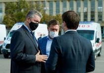 Почти два десятка новых автомобилей скорой помощи получил Ставропольский край от федерального центра