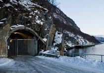 На севере Норвегии развертывается новая подземная военно-морская база  ударных атомных субмарин ВМС США