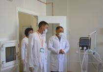 358 жителей Тувы начали работу в новом медцентре