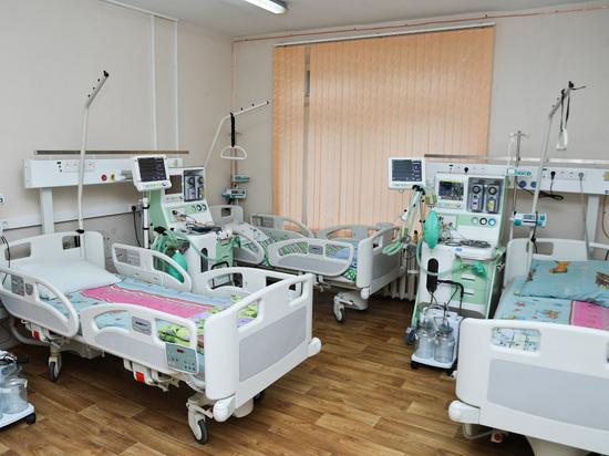 В Тверской области для больных коронавирусом подготовлено почти 1200 коек