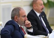 Пашинян: у России есть основания для антитеррористической операции в Карабахе