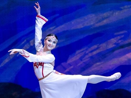В Чебоксарах  открылся XXIV Международный балетный фестиваль