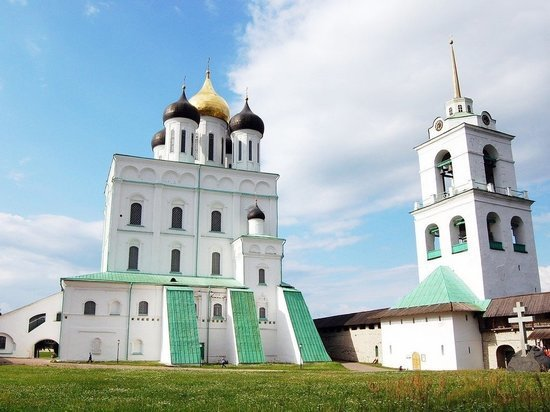 Псковская область заняла пятое место по количеству ковид-пациентов в СЗФО