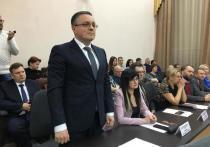 Денисов подал документы на конкурс по выбору горголовы Калуги