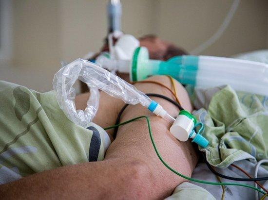 Воры украли часть трубы и едва не убили пациентов с COVID в Чите