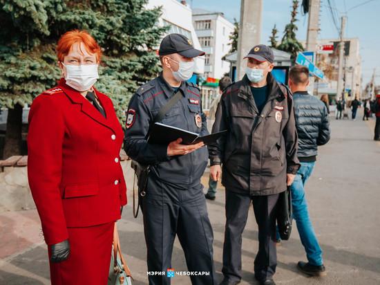 В Чебоксарах усилена работа мобильных групп