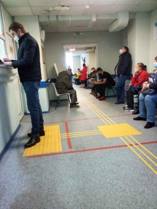 В Надыме местные жители пожаловались на организацию работы врачей в районной больнице