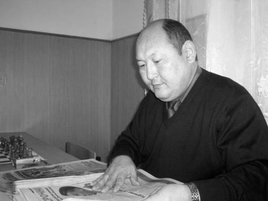 Журналист Тимур Ламбаев скончался в Чите
