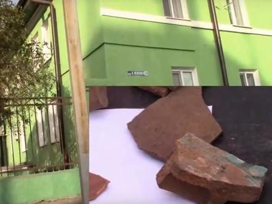 Уникальную поливную чашу нашли археологи в Азове