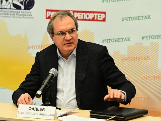 Глава СПЧ прокомментировал задержания российских журналистов в Белоруссии