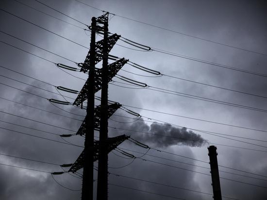 Жители Тувы остались без электричества