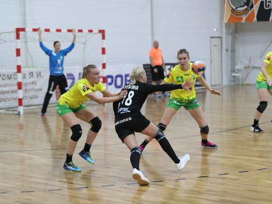 «Ставрополье» уступило «Кубани» с разницей в один мяч