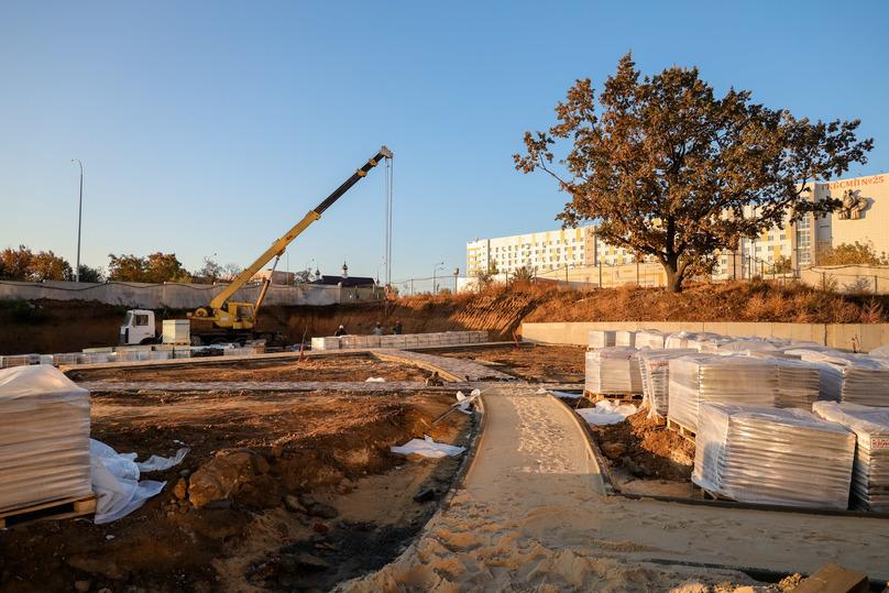 По графику строится в Волгограде новый корпус онкоцентра , фото-4