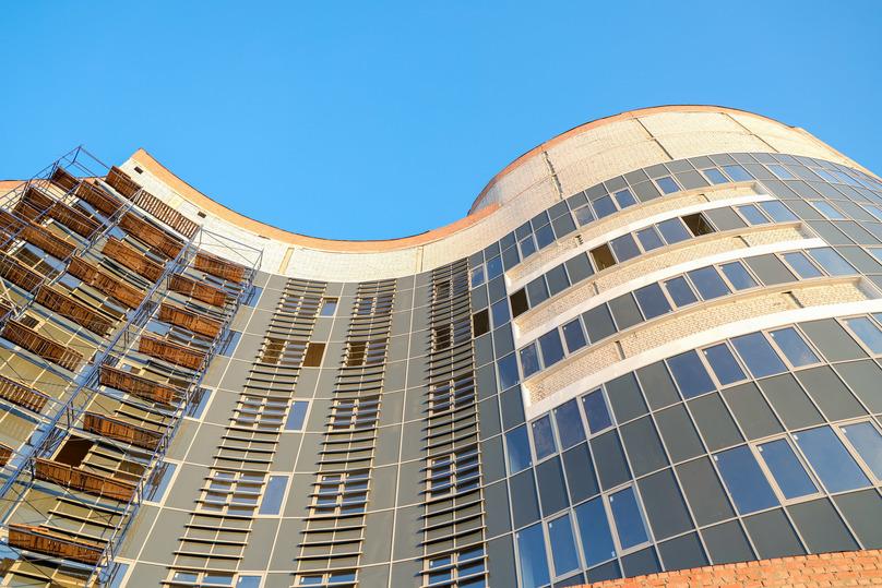 По графику строится в Волгограде новый корпус онкоцентра , фото-3