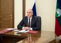 В режиме видеоконференции Владимир Путин провёл рабочую встречу с главой Карачаево-Черкесии Рашидом Темрезовым