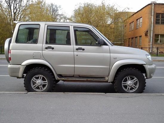 УАЗ объявил о запуске сервиса прямой аренды своих автомобилей
