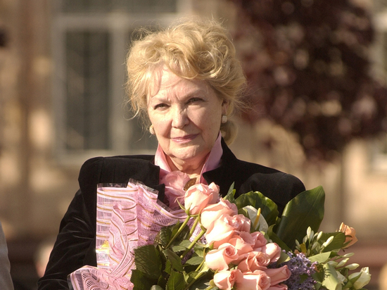 На 94-м году жизни умерла народная артистка РСФСР Ирина Скобцева