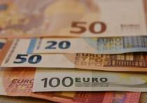 Евро превысил 92 рубля