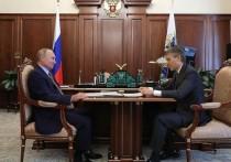 Борис Листов рассказал о поддержке фермерских хозяйств на встрече с Президентом РФ