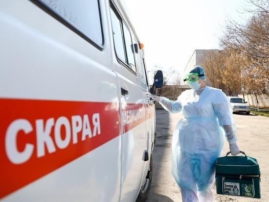 188 новых случаев COVID-19 зафиксировали в Волгоградской области