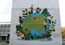 Граффити из Йошкар-Олы представлено на конкурс ПФО