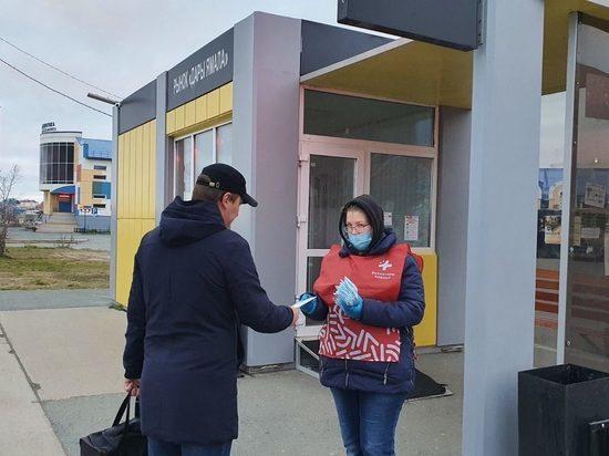 На Ямале в социальных сетях распространяется информация о том, что по квартирам северян под видом добровольцев ходят грабители